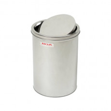 화장실 휴지통 스윙 개폐형 휴지통 쓰레기통 12L 16L