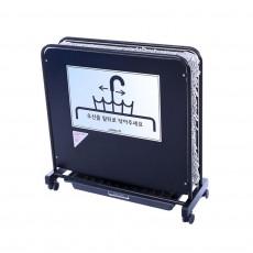 레인드롭탭 우산빗물털이기 (극세사매트) RDT-1